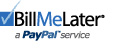 Logo For Bill-Me-Later