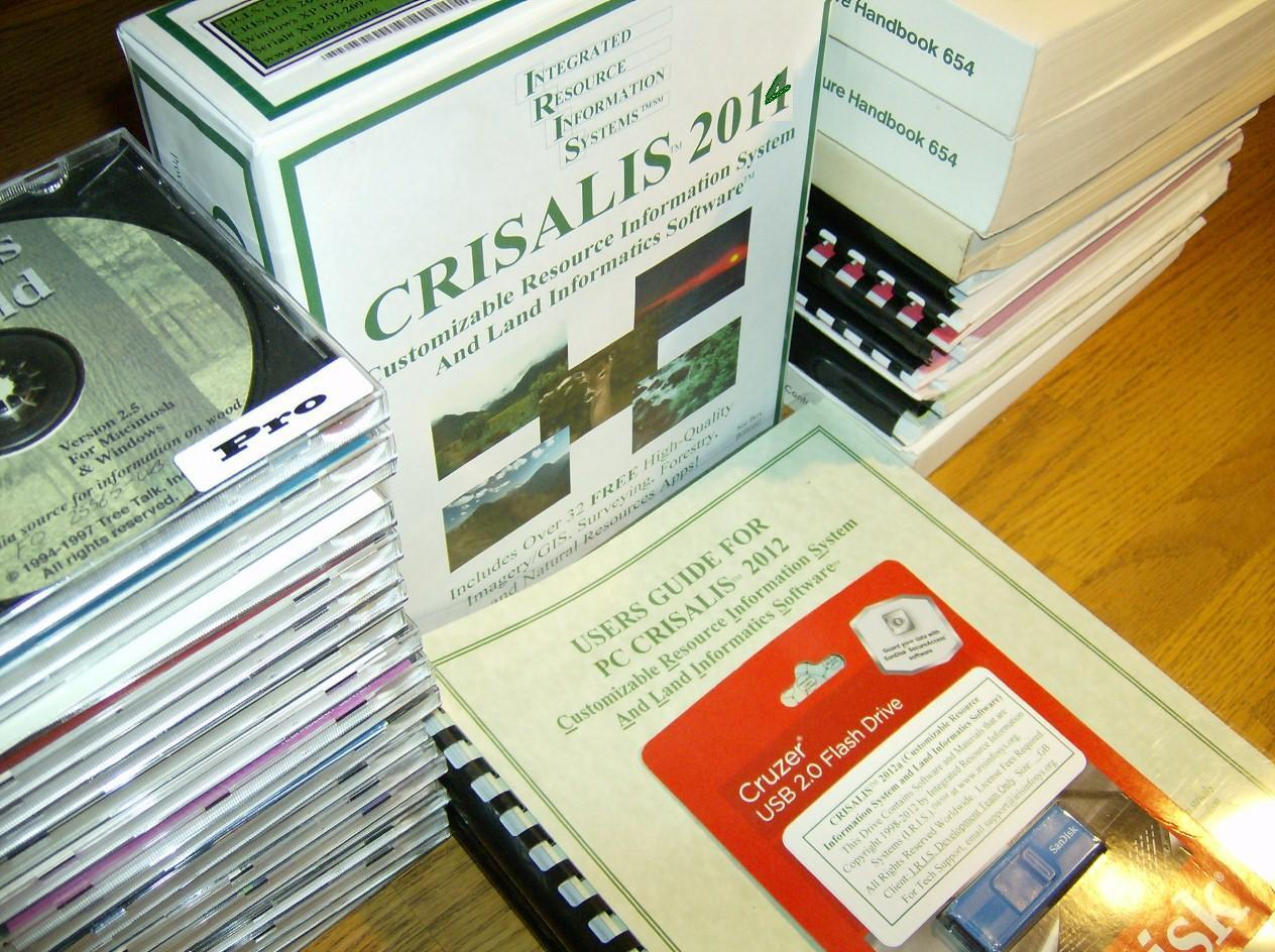 Photo of CRISALIS(R) - Customizable Resource Information Software and Land